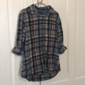 American eagle 🦅 size large flannel shirt
